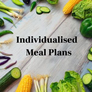 Individualised Nutrition Plans